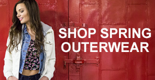 Shop new spring outerwear now