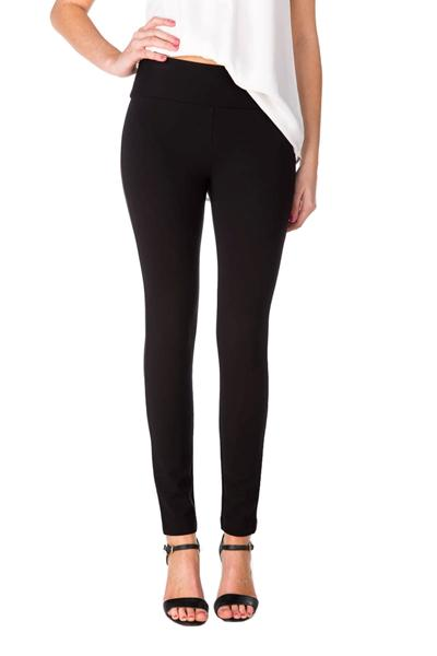 Tattoo Seriously Slimming Ponte Pant