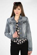 WallFlower Ashlee Denim Jacket