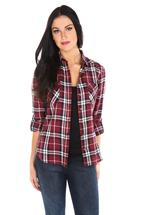 Tattoo Lyla Plaid Shirt