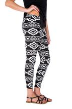 Tribal Print Liverpool Legging