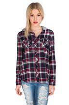 Everly Flannel Shirt