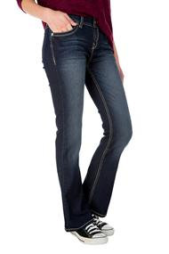 "WallFlower Tegan 30"" Bootcut Jean"