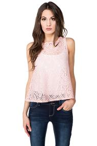 Ornate Lace Top