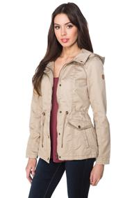 "Only ""Kate"" Short Parka"