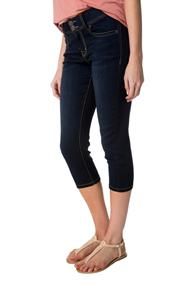 WallFlower Lake Wash Insta-Soft Skinny Capri