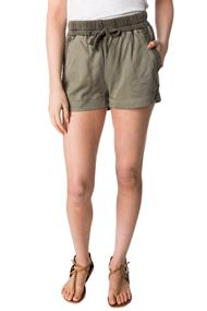 Short with Drawstring Waist