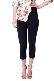 Seriously Slimming® Capri with Wide Waistband