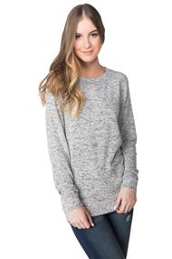 Super Soft Crew Neck Long Sleeve Sweater