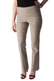 Millennium Bootcut Pant with Pleated Waistband