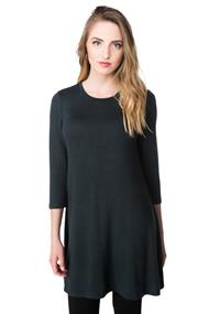 Sweater Swing Dress