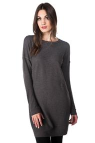 Supersoft Tunic Length Sweatshirt