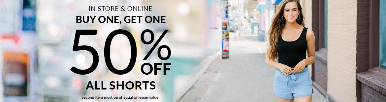 70a35f155b Shorts - Buy one