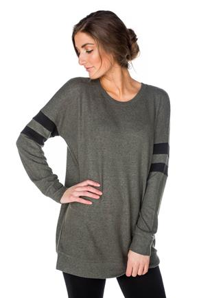 SuperSoft Varsity Tunic