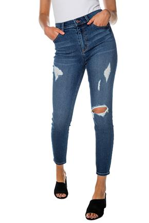 Celebrity Pink Transpire Wash High-Rise Ankle Jean