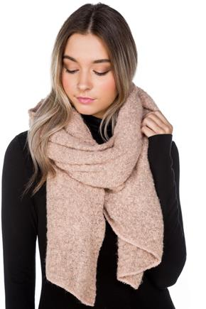 Angled Oblong Scarf
