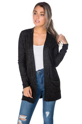 Supersoft Long Sleeve Cardigan