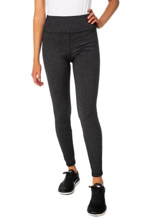 Athletic High-Rise Legging with Mesh Detail