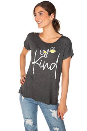 "Bee ""Kind"" Graphic Tee"