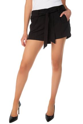 Pleated Twill Short