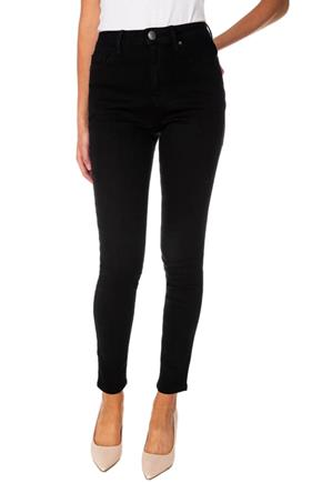 "Tattoo ""Hayden"" Black High-Rise Skinny Jean"