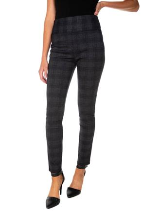 Camryn Plaid Seriously Slimming© Skinny Pant