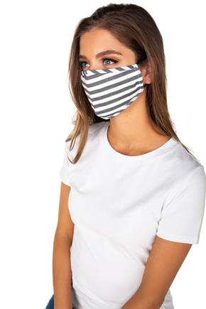Stripe Non-Medical Face Mask