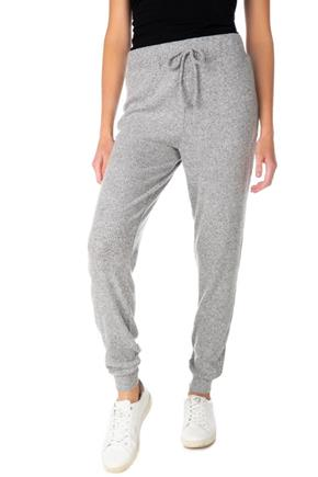 Supersoft Ribbed High-Rise Jogger
