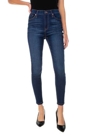 Celebrity Pink Vivid Wash High-Rise Skinny Ankle Jean