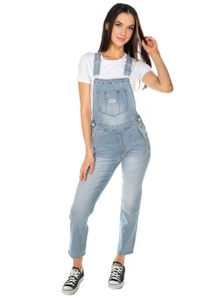 WallFlower Vintage Albury Wash Overall