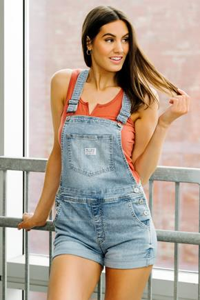 WallFlower Vintage Albury Wash Shortall