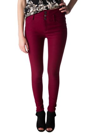 Tattoo Sadie High Waisted Skinny Pant