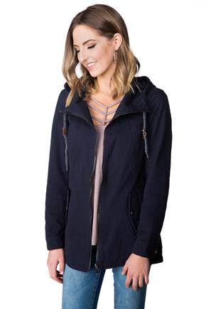 "Only ""Taylor"" Canvas Spring Jacket"