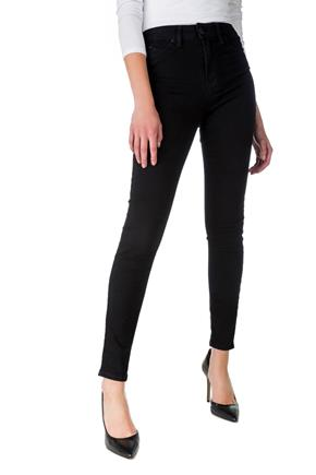 YMI Wannabettabutt Black High-Rise Jegging