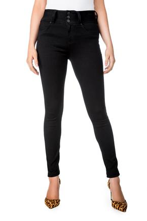 WallFlower Black High-Rise Jegging