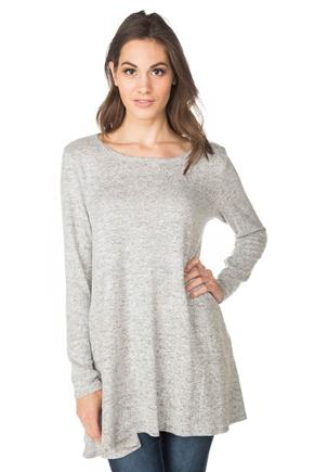 Swing Tunic with Side Pockets