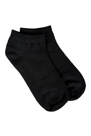 Solid Ankle Bamboo Socks