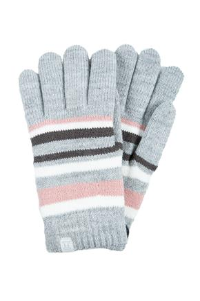 Striped Lined Glove