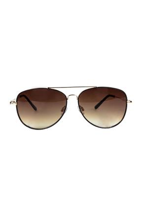 Aviator Sunglasses with Twisted Arms