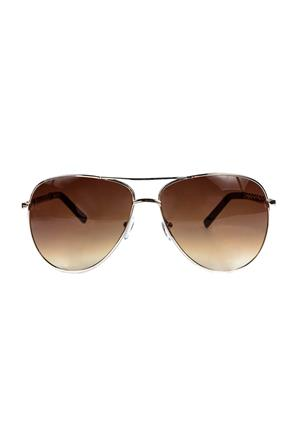 Aviator Sunglasses with Chain Link Arms