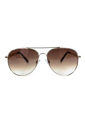 Aviator Sunglasses with Coloured Arms
