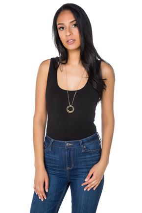 Essential Sleeveless Bodysuit
