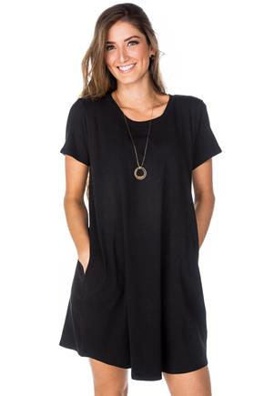 T-Shirt Dress with Pockets