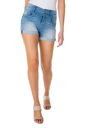 WallFlower Beverly Wash High-Rise Insta-Soft Short