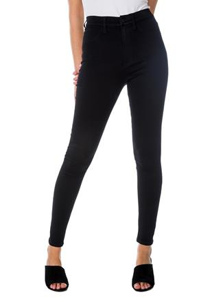 Celebrity Pink Black Ultra-High Rise Jegging