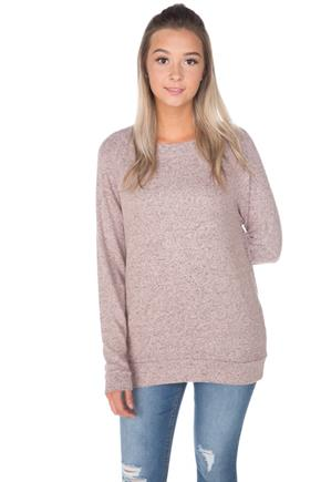 SuperSoft Long Sleeve Sweater